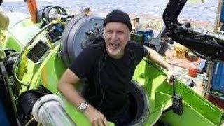 ジェームズ・キャメロン監督 単独でマリアナ海溝に到達 2012.03.26