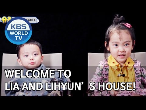 Welcome To Lia And Lihyun's House! [The Return Of Superman/2020.03.22]