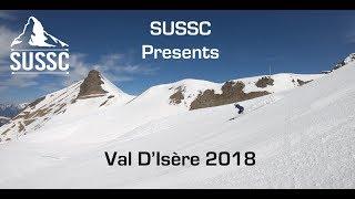 Christmas Trip Val D'Isère 2018