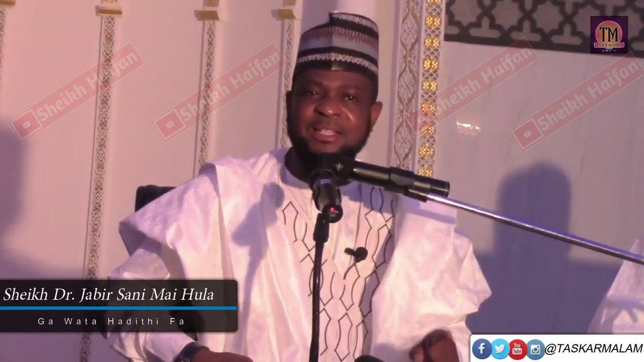 Download Ga Wata Hadithin Fa - Dr. Jabir Sani Mai Hula