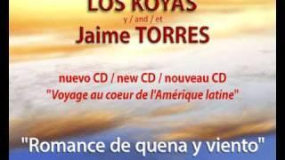 """MUSIQUE DES ANDES / ANDEAN MUSIC """" Romance de viento y quena """" - Los Koyas & Jaime Torres"""