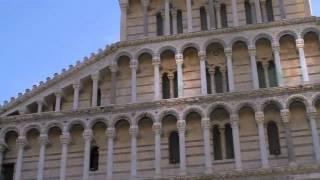 видео Італія: подорож до пізанської вежі