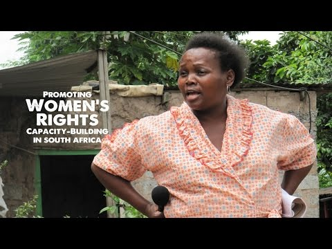 Promoting Women's Rights (Capacity Building in Participatory Video)