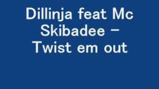Dillinja feat MC Skibadee - Twist em out