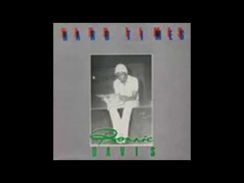 Flashback: Ronnie Davis - Hard Times (Full Album)