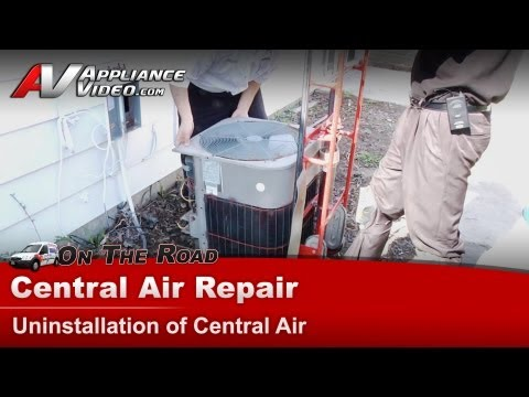 central-air-conditioner-repair---how-to-replace-and-repair-a-central-air-unit