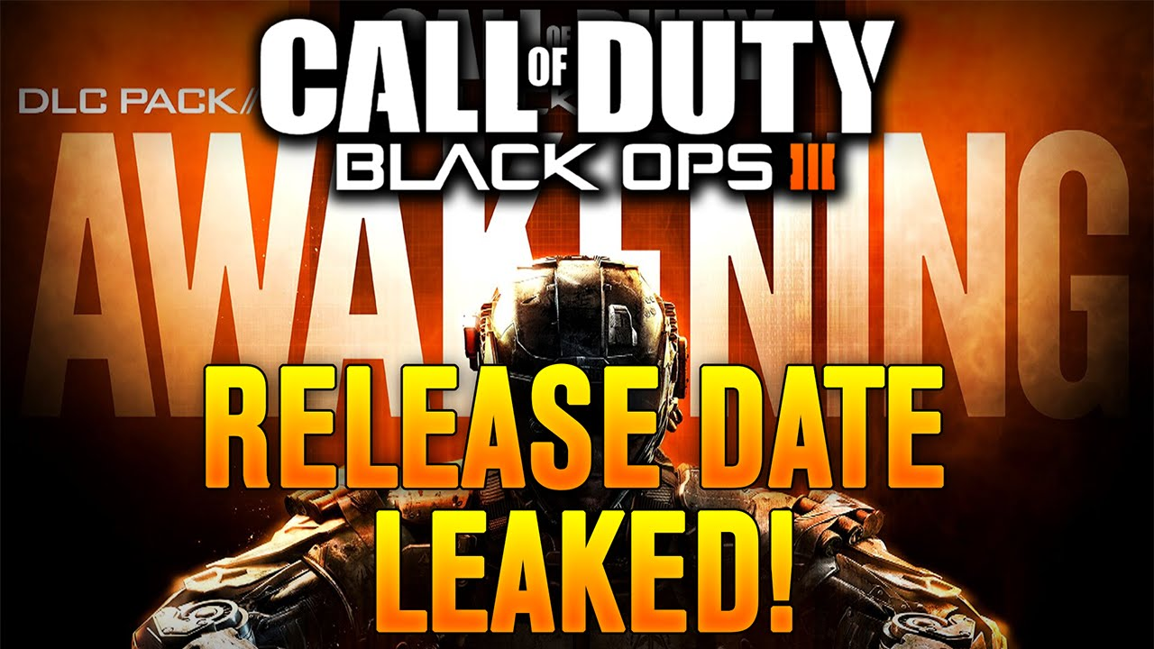 Bo3 release date in Sydney