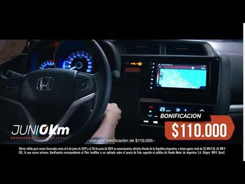 JUNIOKM: Honda WR-V Bonificación