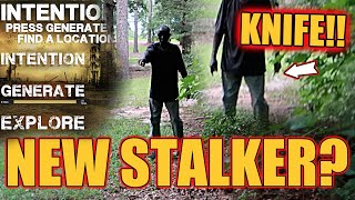 OMAR'S NEW APP INTENTIONZ IS REAL AND TERRIFYING - New Stalker Pulls Knife┃Hunting The Dead