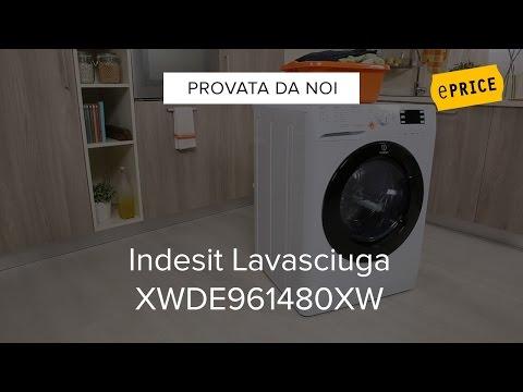 Video Recensione Lavasciuga Indesit XWDE961480XW