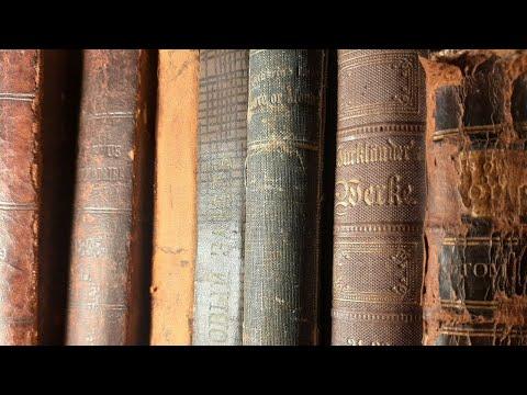 Коллекционирование антикварных книг