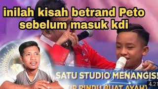 Download REACTION BIKIN NANGIS SATU STUDIO! BETRAND Peto (TITIP RINDU BUAT AYAH) wildcard KDI (19/8)