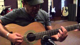 Music Malaysia - Amazing Fingerstyle Guitarist, Peter Dickson on Guitar