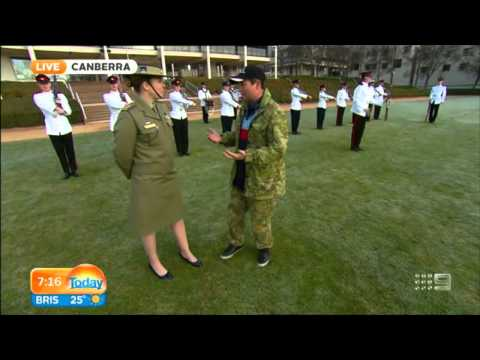 V20150505 - Today Show Steve Jacobs at ADFA