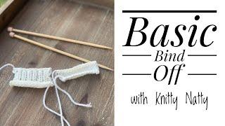 Knitty Natty   Tutoŗials   Basic Bind Off {English + Continental}