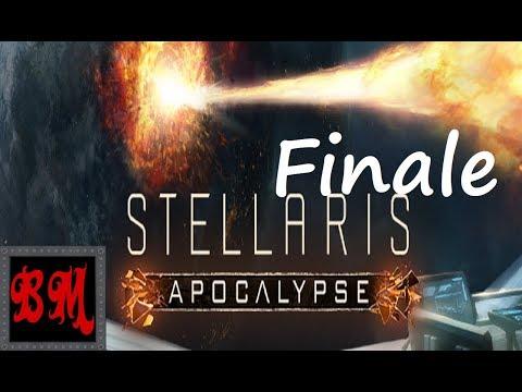 Let's Play Stellaris Apocalypse Space Elves - Finale |