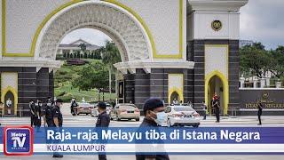 Mesyuarat Majlis Raja-raja Melayu dijangka mula 2.30 petang