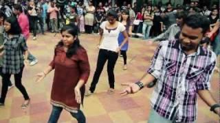 """ Why This Kolaveri Di "" MALAYSIA Flash Mob - Official Video HD 2012"