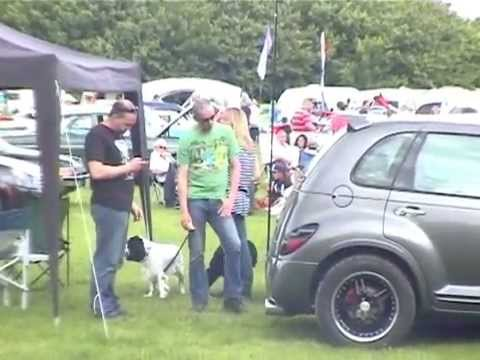 Hoveringham Car Show