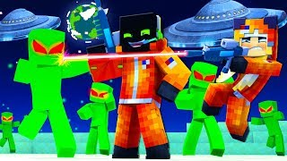 WIR VS. 1.000.000 ALIENS!? - Minecraft [Deutsch/HD]