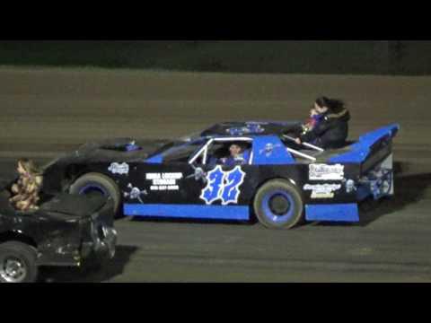 22. Kids Ride at Crystal Motor Speedway, Michigan, 04-22-17