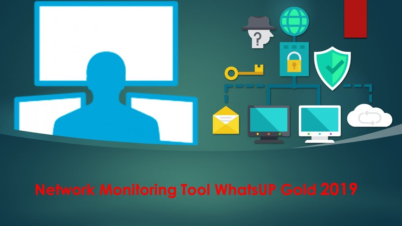How to Install IP Switch WhatsUP Gold 2019 Network View Network Monitoring Tool Part-1