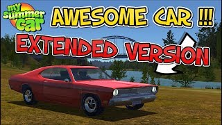 My Summer Car - Awesome New Mod Car (Extended Version)