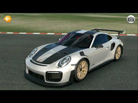 Real Racing 3 Porsche 911 GT2 RS Complete Upgrade Cost