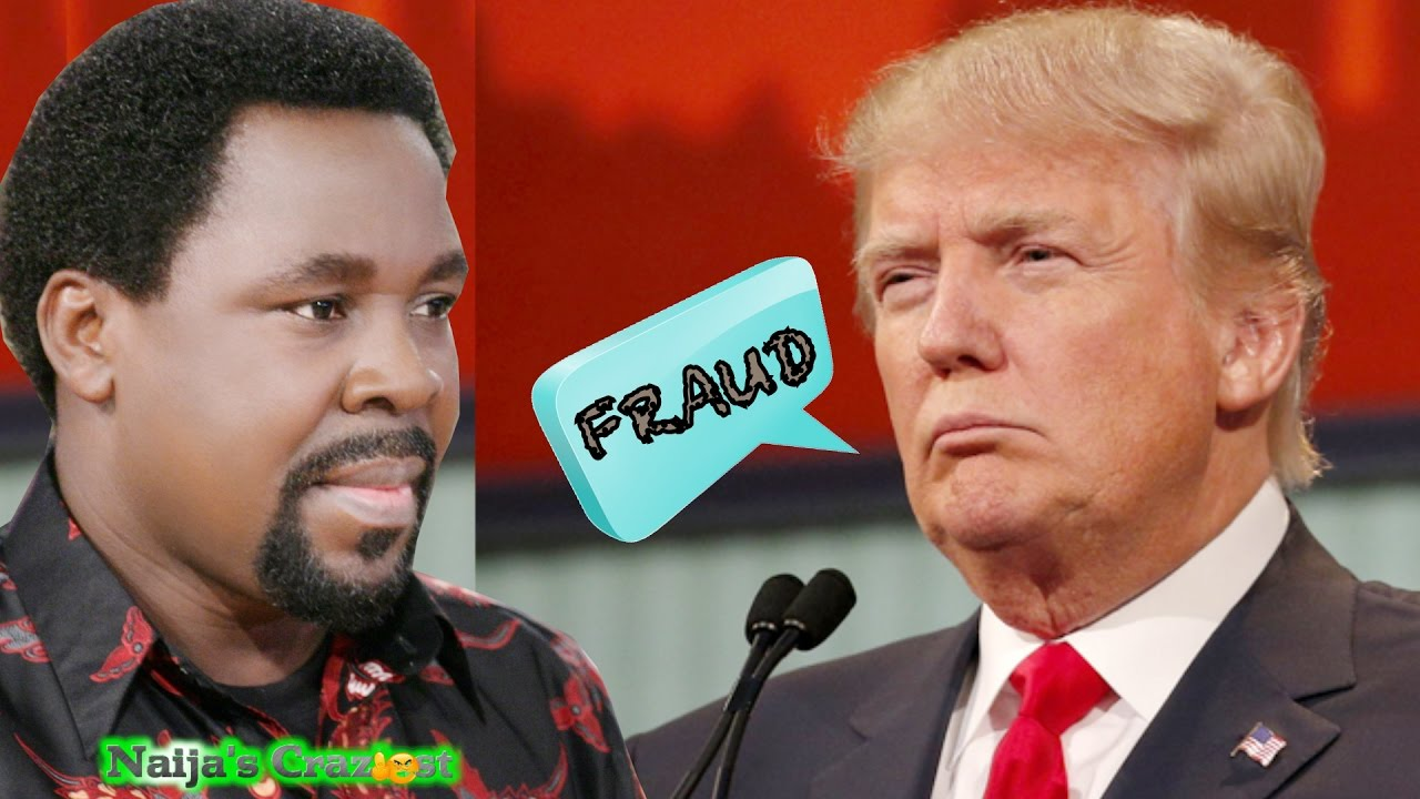 24HRS AFTER DONALD TRUMP BANNED TB JOSHUA - PROPHET TB JOSHUA REVEALS THE GREATEST SHOCKER - WATCH THE EXCLUSIVE VIDEO