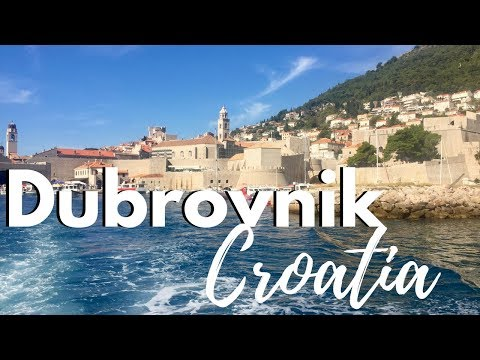DUBROVNIK | WHAT'S Croatia LIKE? | Eating Out In Dubrovnik | OLD TOWN DUBROVNIK | Family Holiday