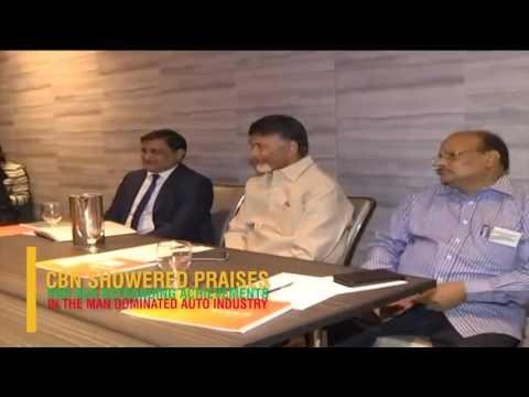 CBN met Padmasree Warrior, CEO of NIO US.