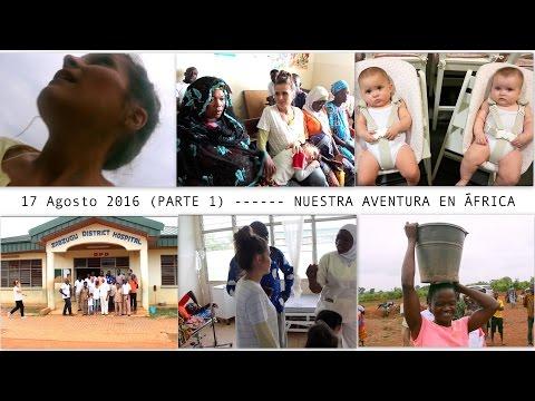Día 4 VIAJE A GHANA ONG - PARIR EN ÁFRICA + Visita Hospital + Construcción Pozo de Agua