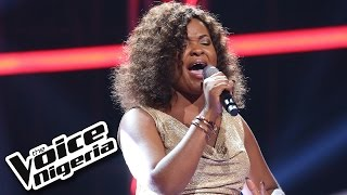 Theodora sings 'Try' / Blind Auditions / The Voice Nigeria 2016