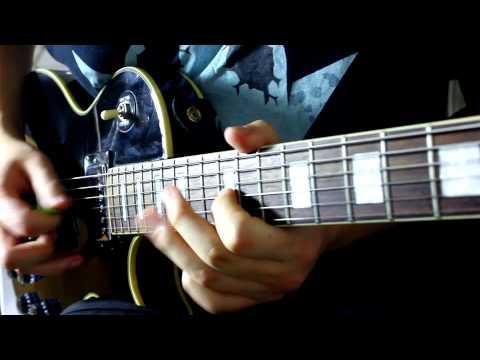 Unbreakable Determination 4-2 (Ninja Gaiden) Guitar Cover