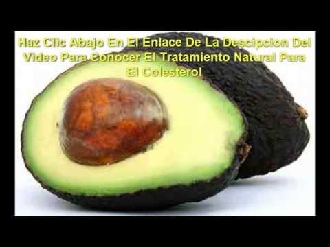 Como bajar el colesterol y trigliceridos youtube - Alimentos beneficiosos para el colesterol ...