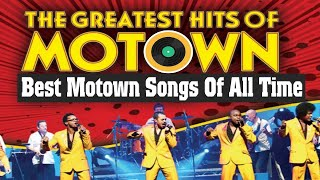 Best Motown Music Hits 60's 70's - The Jackson 5, Marvin Gaye, Luther, Smokey Robinson, Al Green