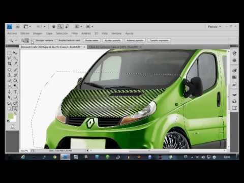 tuning virtual 2013 renault trafic 2009 youtube. Black Bedroom Furniture Sets. Home Design Ideas