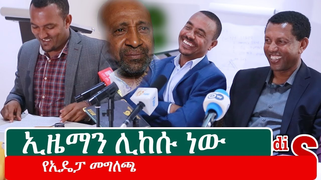 Lidetu Ayalew's EDP party to sue the newly formed Berhanu Nega's party