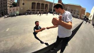 Jart Skateboards - The AM Project Ben Garcia