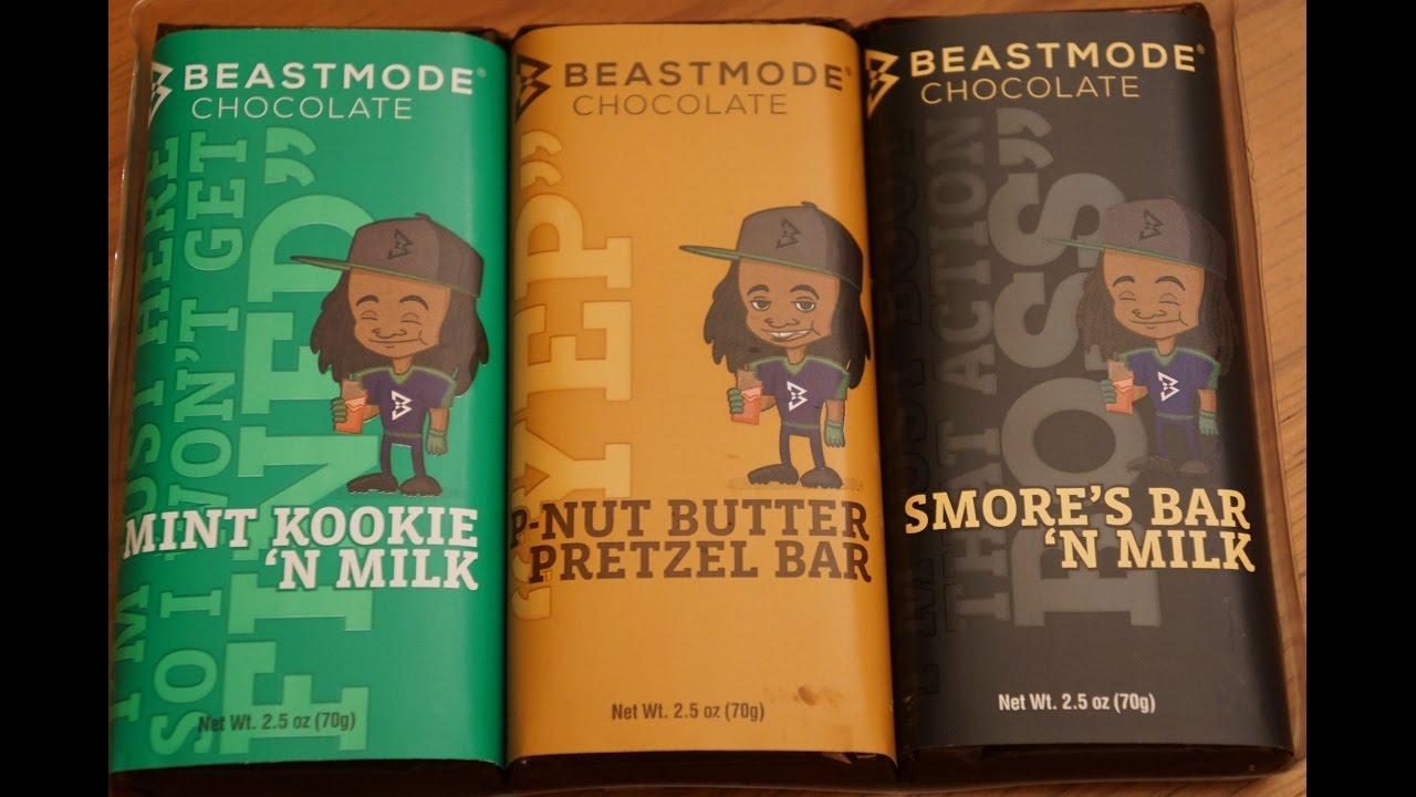 b71e6914ecd49 Beast Mode Chocolate Bar