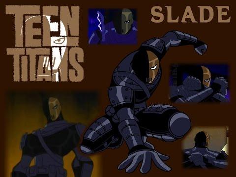 Teen Titans Slade s