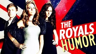 The best of The Royals | Funny little feeling
