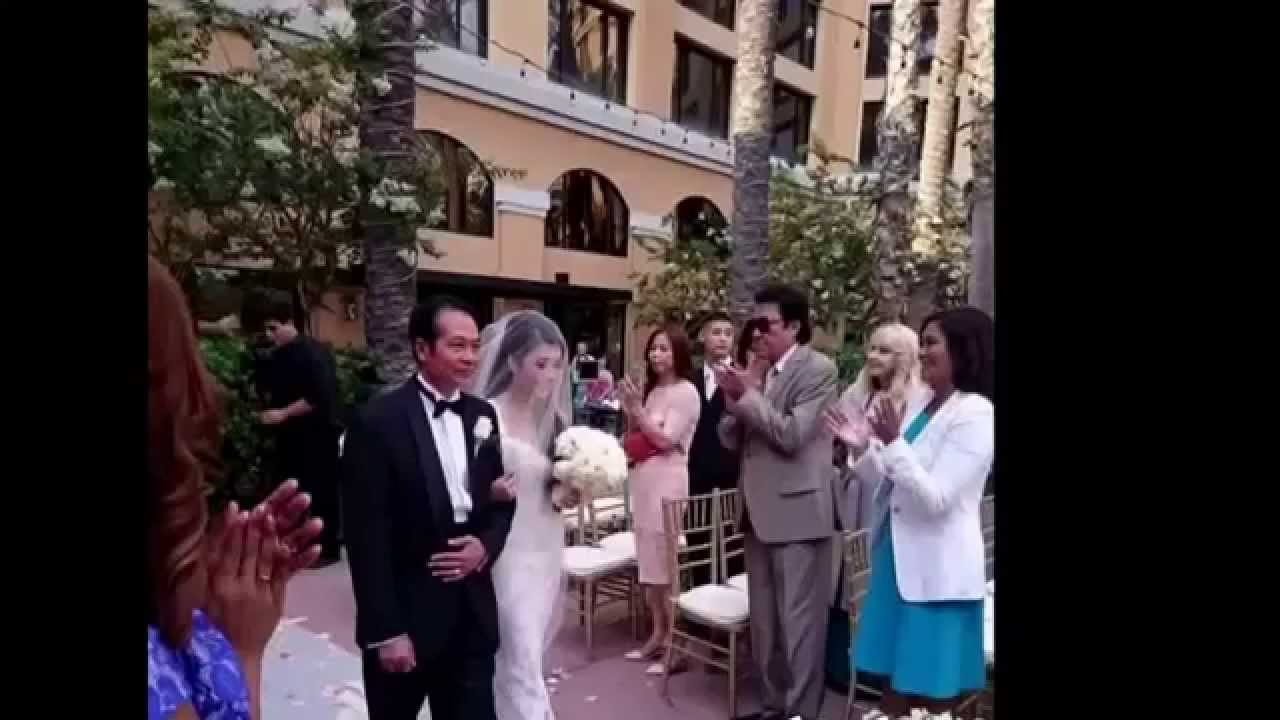 le tan hon quoc kh193nh amp hoang thuc linh wedding 730