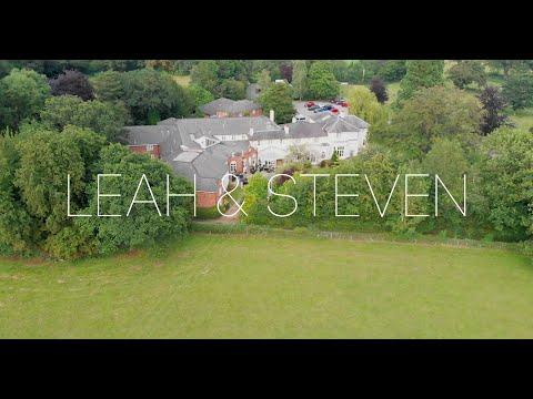 Leah & Steven | Shot On The BlackMagic Pocket Cinema Camera 4k & Fujifilm XT3 | Wedding Film