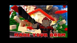 Make your BOOM ROBLOX Destruction Simulator NEW