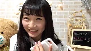 AKB48の明日よろしく!NMB48山本彩加→安藤愛璃菜 生電話