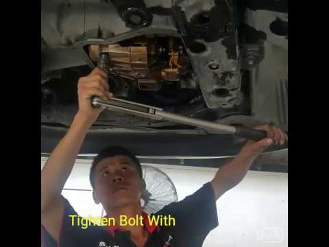 VELLFIRE /ESTIMA /ALPHARD - ENGINE KNOCKING NOISE in the morning by ken khor