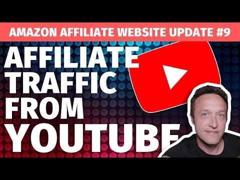Create an AFFILIATE MARKETING YOUTUBE channel – Affiliate Marketing Website Update #9