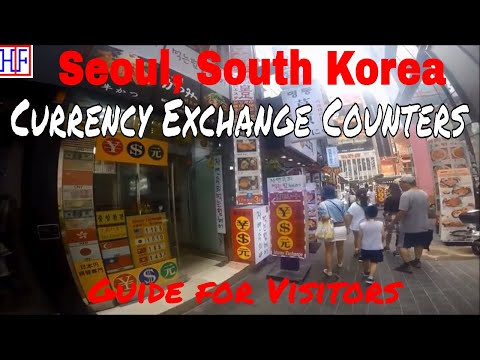Seoul (South Korea) - Currency Exchange Guide (TRAVEL GUIDE)