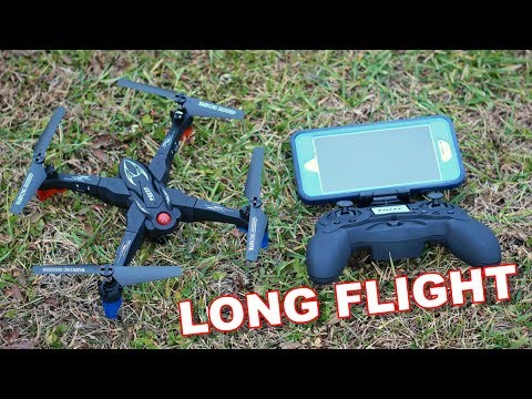 Cheap Modular Drone With A Long Flight Time - FQ777 FQ20W - TheRcSaylors
